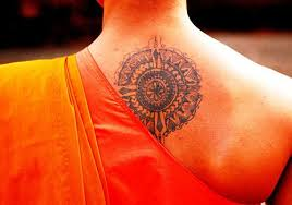 Buddhist Tattoo Meaning 13