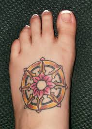 Buddhist Tattoo Meaning 22
