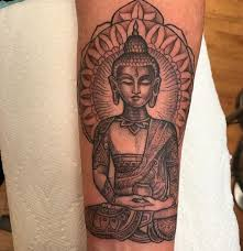 Buddhist Tattoo Meaning 45