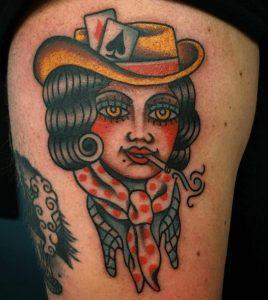 NYC Tattoo Artist 11