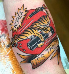 Buffalo New York Tattoo Artist 23