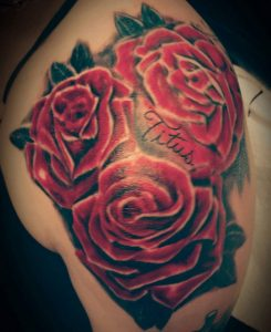 Buffalo New York Tattoo Artist 38
