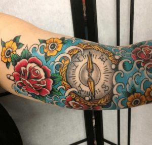 Buffalo New York Tattoo Artist 19