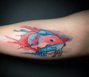 Buffalo New York Tattoo Artist 42