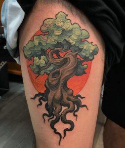 Buffalo New York Tattoo Artist 26