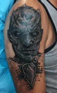 Buffalo New York Tattoo Artist 11