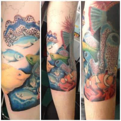 Buffalo New York Tattoo Artist 36