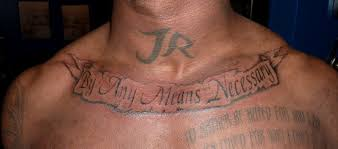 By Any Means Necessary Tattoo Meaning 11