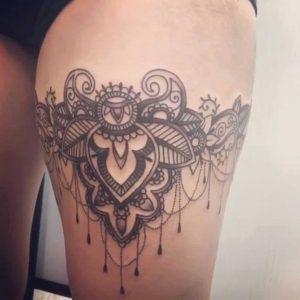 Detroit Michigan Tattoo Artist 26