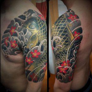 Calgary Alberta Tattoo Artist 23