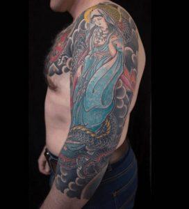 Calgary Alberta Tattoo Artist 24
