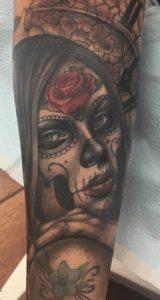 Calgary Alberta Tattoo Artist 14