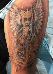 Calgary Alberta Tattoo Artist 15