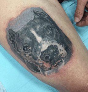 Atlanta Tattoo Artist 22