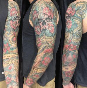 Calgary Alberta Tattoo Artist 12