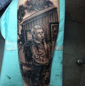 Calgary Tattoo Shop Strange World Tattoo 4