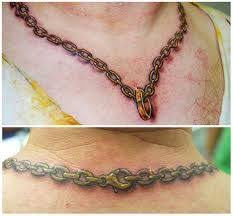 Chain Tattoo Meaning 27