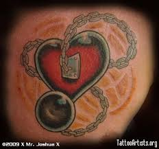 Chain Tattoo Meaning 31