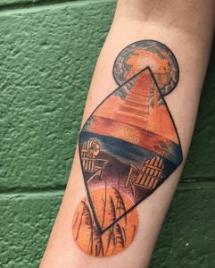 Charlotte North Carolina Tattoo Artist 19