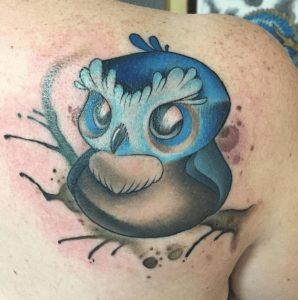 New School Tattoo Artist 16