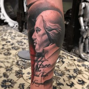 Portrait Tattoo Artist 19