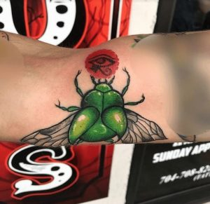 Charlotte North Carolina Tattoo Artist 10