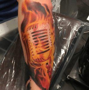 Charlotte North Carolina Tattoo Artist 1