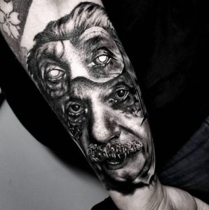 Portrait Tattoo Artist 32
