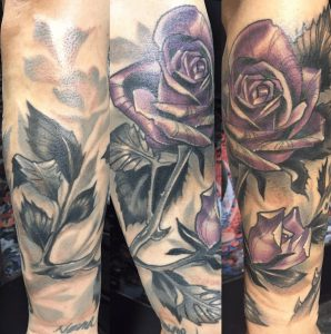 Chicago Tattoo Artist Brooke Englehart 1