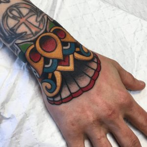 American Traditional Tattoo Artist 32