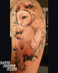 Chicago Tattoo Artist David Joseph Kline 4