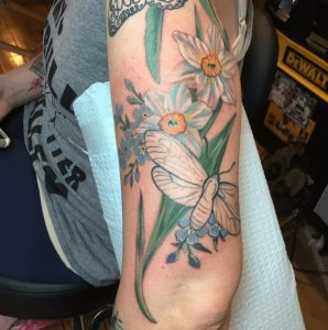 Chicago Tattoo Artist Robin Cass 1