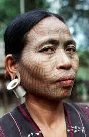 Chin Tattoo Meaning 13