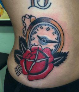 NYC Tattoo Artist 18