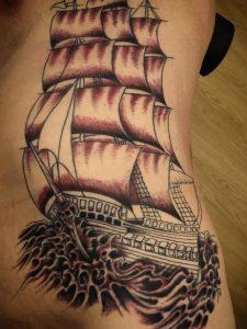Cincinnati Ohio Tattoo Artist 24