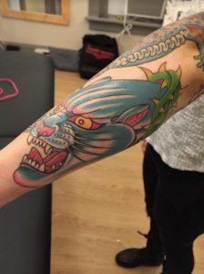 Cincinnati Ohio Tattoo Artist 23