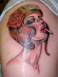 Cincinnati Tattoo Artist Dana 4