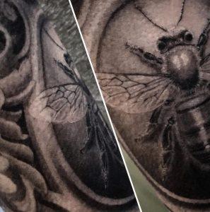 Cincinnati Ohio Tattoo Artist 9