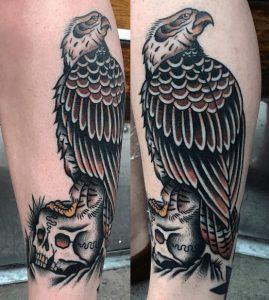Cincinnati Ohio Tattoo Artist 13