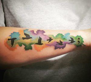 Cincinnati Tattoo Artist J.R. Robinson 3