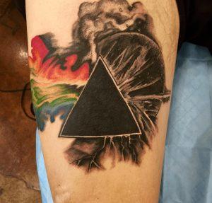 Cincinnati Tattoo Artist James Dryer 1