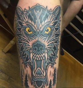 Cincinnati Tattoo Artist Jason Morgan 2