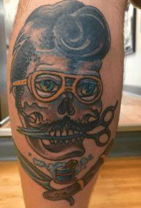 Cincinnati Tattoo Artist Jason Morgan 4
