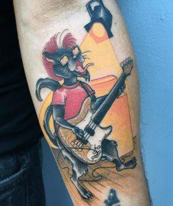 Cincinnati Ohio Tattoo Artist 27
