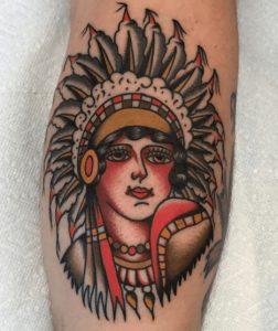 Cincinnati Ohio Tattoo Artist 25