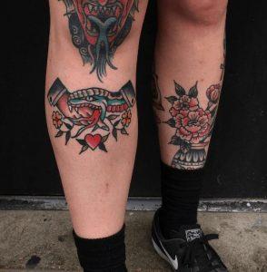 Cincinnati Ohio Tattoo Artist 1