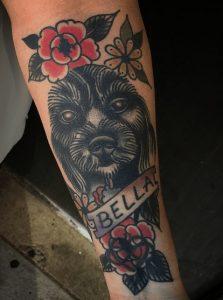 Cincinnati Ohio Tattoo Artist 2