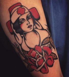 Cincinnati Ohio Tattoo Artist 6