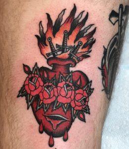 Cincinnati Ohio Tattoo Artist 11