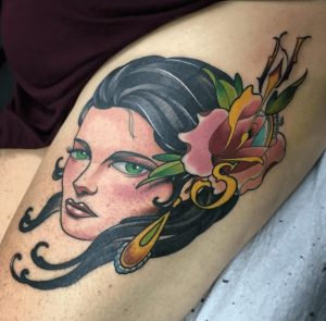 Columbus Ohio Tattoo Artist 5